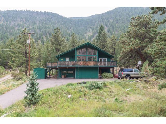 2230 Alvarado Road, Georgetown, CO 80444 (MLS #5592656) :: 8z Real Estate