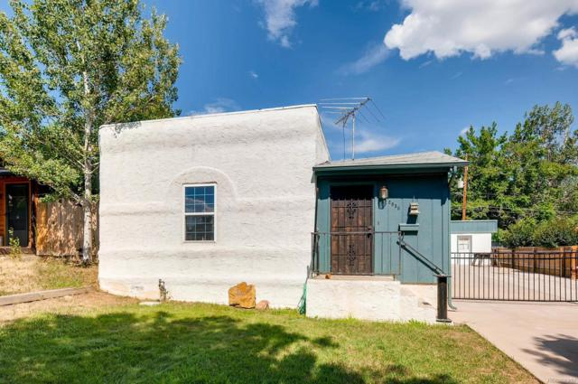 2830 Fenton Street, Wheat Ridge, CO 80214 (#5593964) :: The Pete Cook Home Group