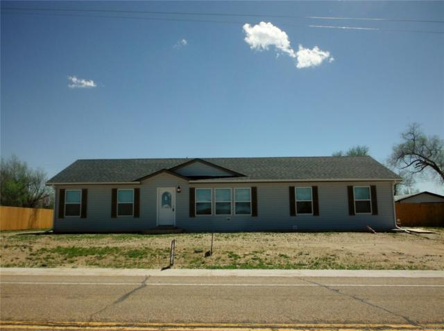 736 Indiana Avenue, Limon, CO 80828 (MLS #5595749) :: 8z Real Estate