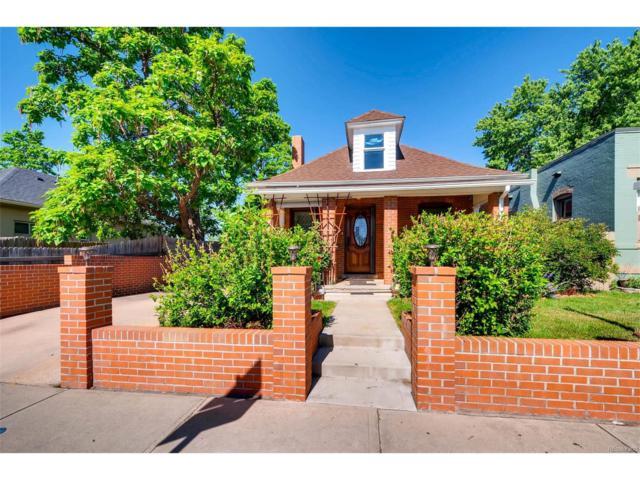 1329 S Pearl Street, Denver, CO 80210 (MLS #5599941) :: 8z Real Estate