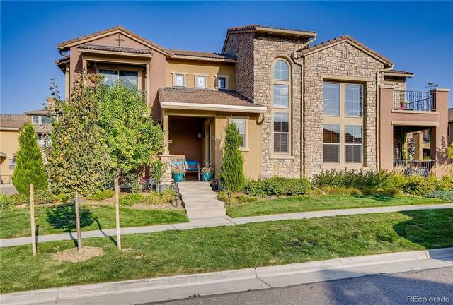 9538 Pendio Court, Highlands Ranch, CO 80126 (#5599954) :: Chateaux Realty Group