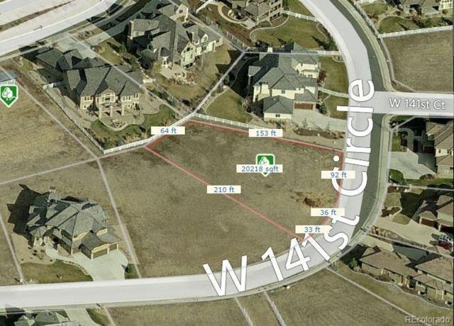 1045 W 141st Circle, Westminster, CO 80023 (#5600135) :: Mile High Luxury Real Estate