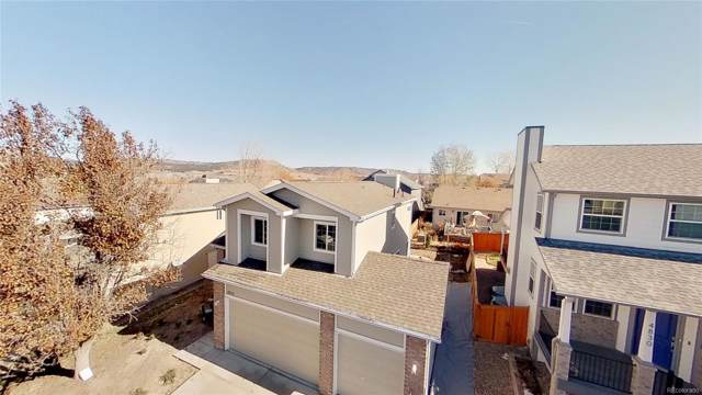 4850 N Foxtail Drive, Castle Rock, CO 80109 (#5602186) :: My Home Team