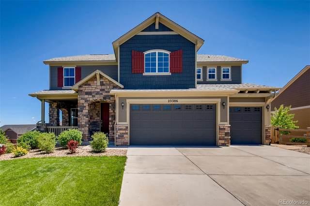 23386 E Piccolo Drive, Aurora, CO 80016 (#5602869) :: Wisdom Real Estate