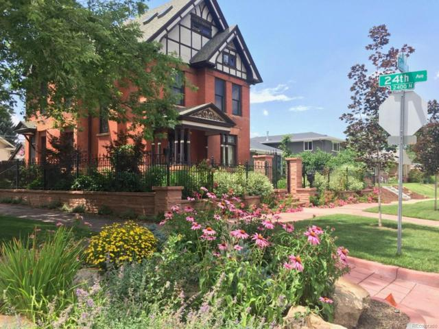 2401 N Gaylord Street, Denver, CO 80205 (#5603016) :: Hometrackr Denver