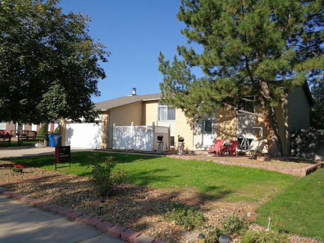 3147 S Ouray Street, Aurora, CO 80013 (#5605288) :: Structure CO Group