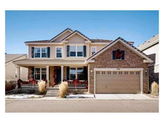 4545 S Monaco Street #434, Denver, CO 80237 (MLS #5607961) :: 8z Real Estate