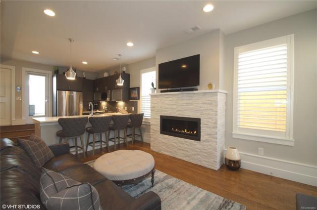 554 Madison Street, Denver, CO 80206 (#5608010) :: House Hunters Colorado