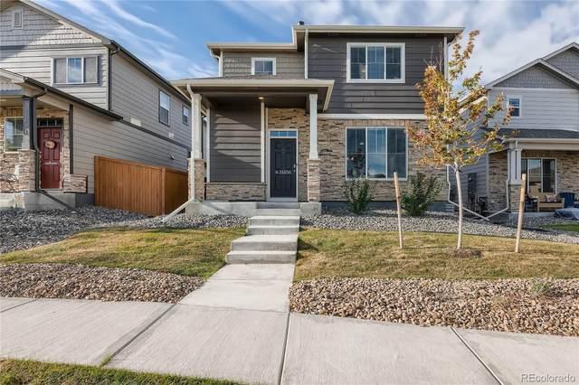 11656 Park South Lane, Parker, CO 80138 (#5610088) :: Compass Colorado Realty
