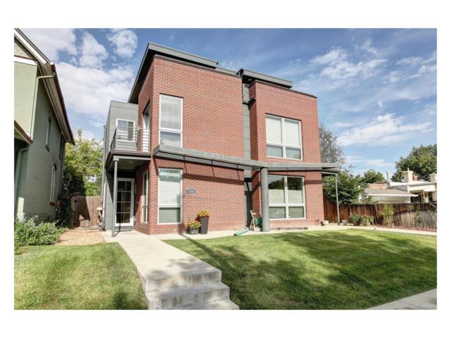 389 Clarkson Street, Denver, CO 80218 (MLS #5610292) :: 8z Real Estate