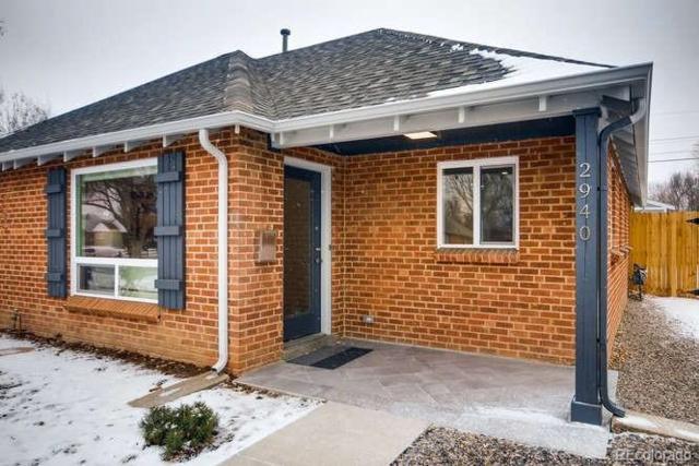 2940 Krameria Street, Denver, CO 80207 (MLS #5610333) :: 8z Real Estate