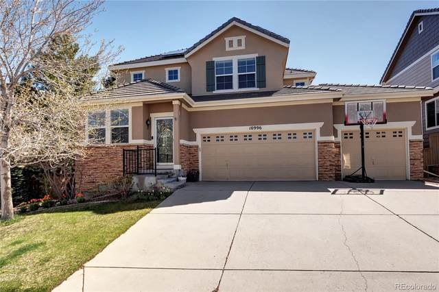 10996 Chesmore Street, Highlands Ranch, CO 80130 (#5610843) :: The Dixon Group