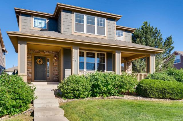 11394 S Fire Rock Drive, Parker, CO 80134 (#5611286) :: House Hunters Colorado