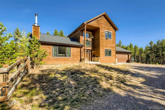 28 Valley View Lane, Evergreen, CO 80439 (#5612175) :: The DeGrood Team