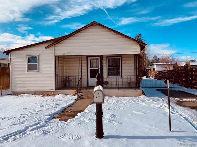 726 B Street, Salida, CO 81201 (#5612225) :: The HomeSmiths Team - Keller Williams