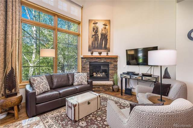 45 6th Street #4, Steamboat Springs, CO 80487 (#5612805) :: The Healey Group