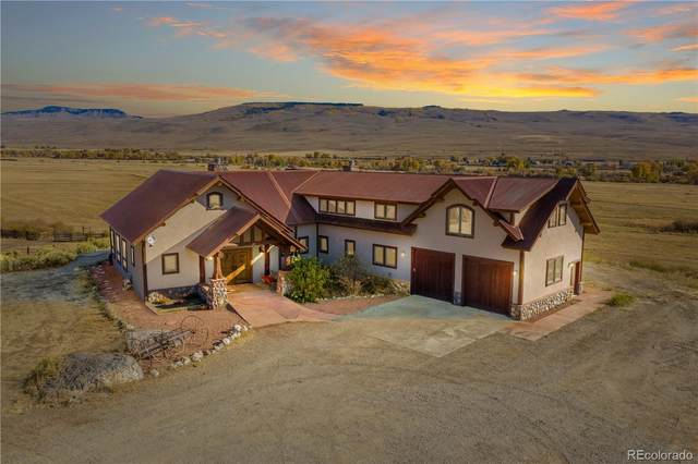1141 County Road 818, Gunnison, CO 81230 (MLS #5614347) :: 8z Real Estate