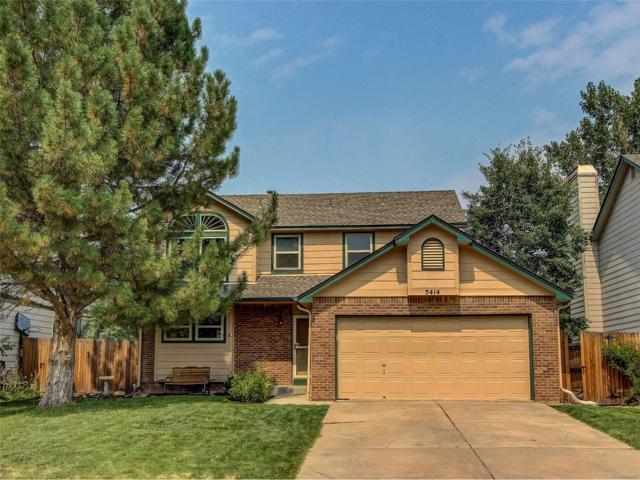 5414 E Prescott Avenue, Castle Rock, CO 80104 (MLS #5615964) :: 8z Real Estate