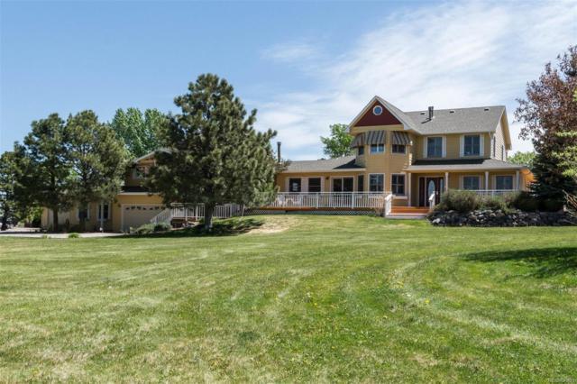 188 Peak View Place, Parker, CO 80138 (#5617313) :: Wisdom Real Estate