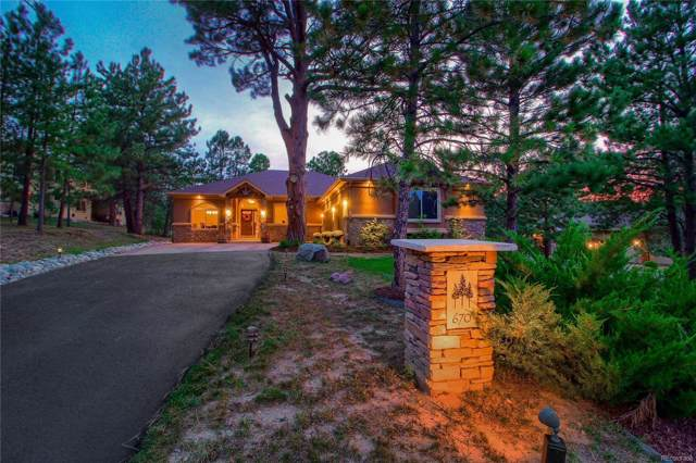 670 Independence Drive, Larkspur, CO 80118 (#5622538) :: The DeGrood Team