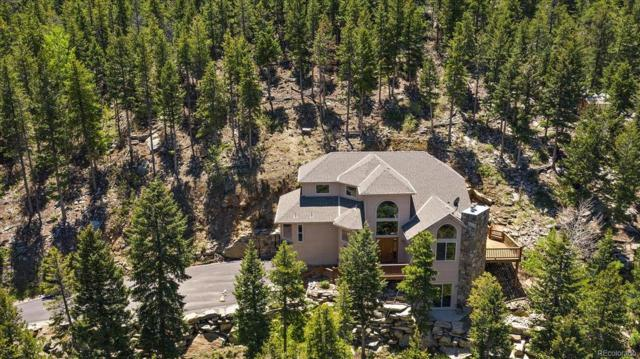 900 Sawmill Creek Road, Evergreen, CO 80439 (#5626018) :: HomeSmart Realty Group
