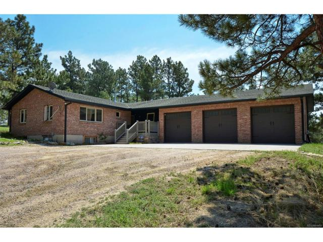 20886 County Road 69, Calhan, CO 80808 (MLS #5632738) :: 8z Real Estate