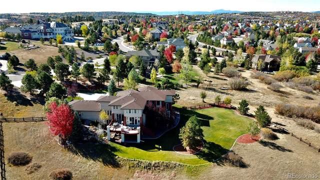 8931 Ridgepoint Way, Castle Pines, CO 80108 (#5637607) :: HomeSmart