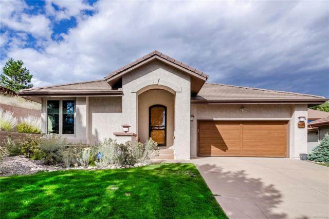 5441 Windsong Court, Morrison, CO 80465 (#5639658) :: The Galo Garrido Group