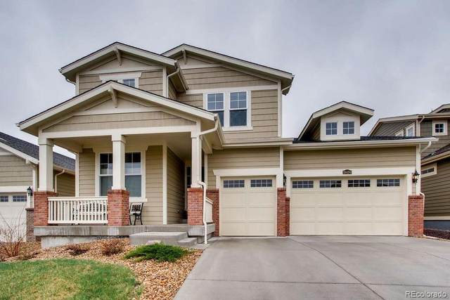 19490 W 59th Drive, Golden, CO 80403 (#5639845) :: The Dixon Group