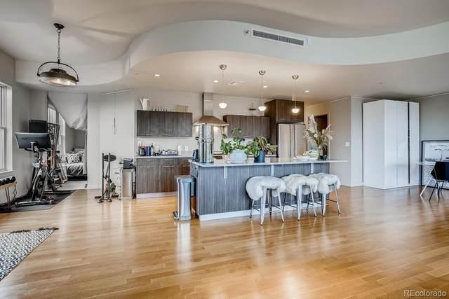 410 Acoma Street #401, Denver, CO 80204 (MLS #5640326) :: 8z Real Estate