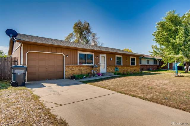 1002 Trapper Drive, Fort Lupton, CO 80621 (#5640421) :: The DeGrood Team