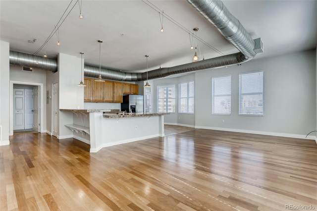 277 Broadway #307, Denver, CO 80203 (MLS #5641332) :: 8z Real Estate