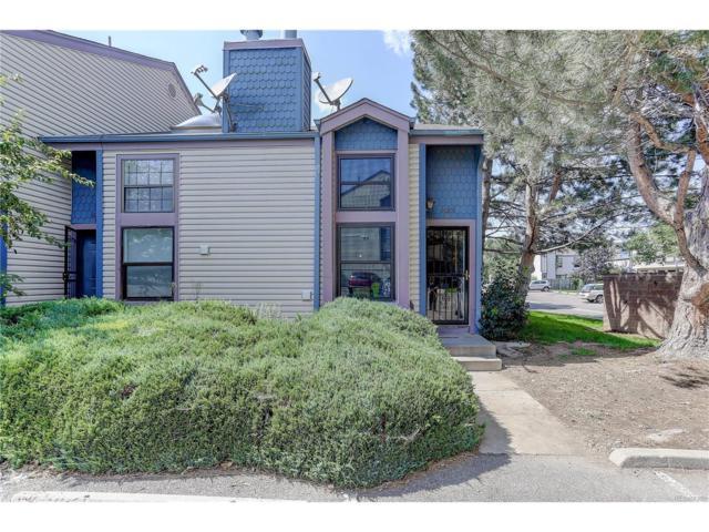 16201 E Dakota Place H, Aurora, CO 80017 (MLS #5641905) :: 8z Real Estate