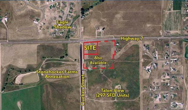 Quebec And Highway 7, Thornton, CO 80602 (MLS #5645164) :: 8z Real Estate