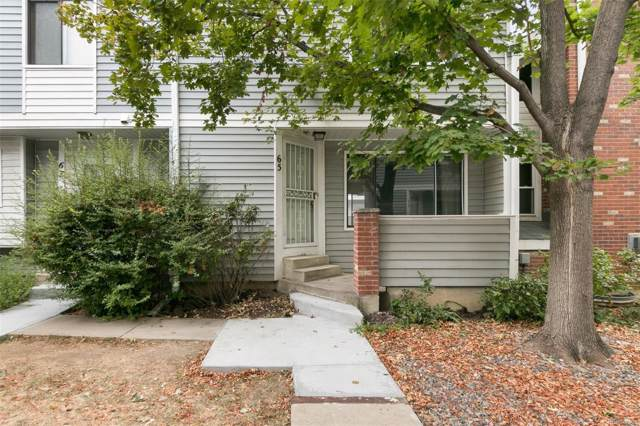 65 S Nome Street, Aurora, CO 80012 (MLS #5646540) :: Colorado Real Estate : The Space Agency