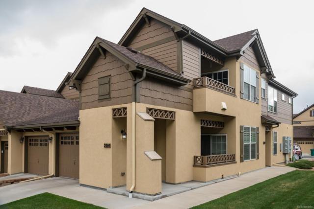 11963 W Long Circle #204, Littleton, CO 80127 (MLS #5650388) :: 8z Real Estate