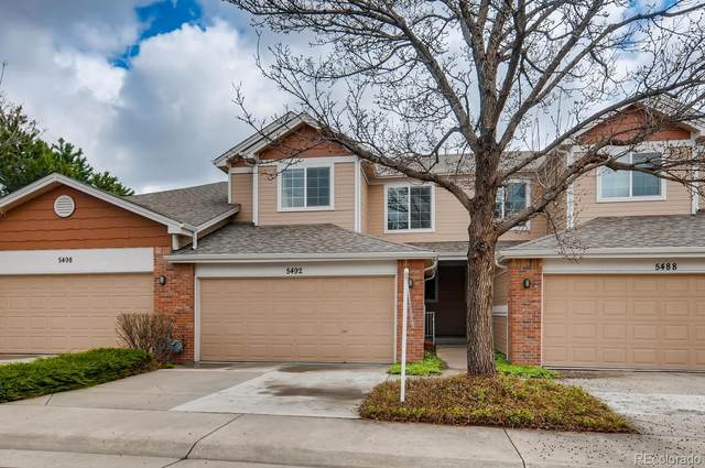5492 Balsam Court, Arvada, CO 80002 (#5653677) :: The DeGrood Team