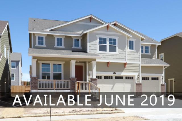 14827 Chicago Street, Parker, CO 80134 (#5653736) :: Venterra Real Estate LLC