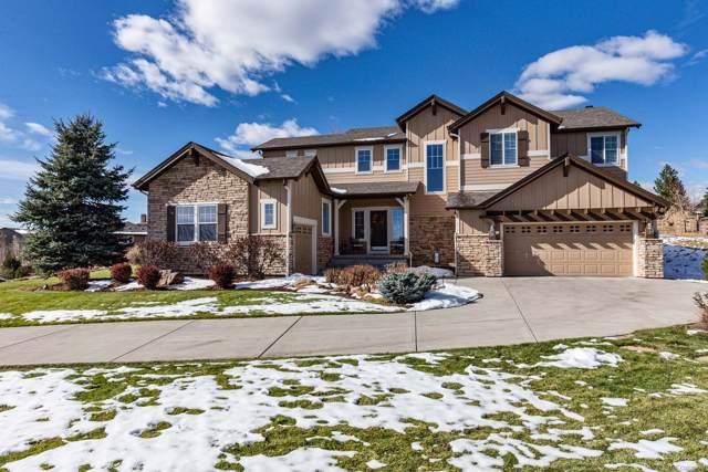 5111 Rialto Drive, Parker, CO 80134 (MLS #5657600) :: 8z Real Estate