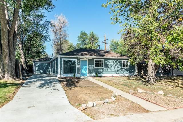 1171 Yost Street, Aurora, CO 80011 (MLS #5658595) :: 8z Real Estate