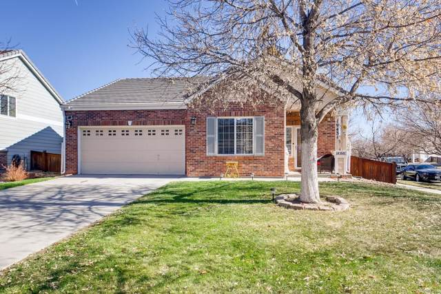 19431 E 58th Circle, Aurora, CO 80019 (#5660028) :: HomeSmart Realty Group