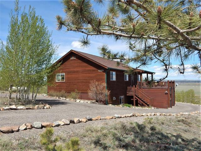 1229 Sheep Ridge Road, Fairplay, CO 80440 (#5661582) :: milehimodern