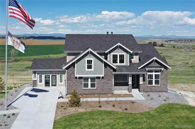 8927 Red Primrose Street, Franktown, CO 80116 (#5663955) :: My Home Team