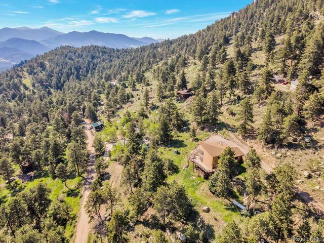 5363 Abbey Road, Evergreen, CO 80439 (#5664799) :: The Colorado Foothills Team | Berkshire Hathaway Elevated Living Real Estate