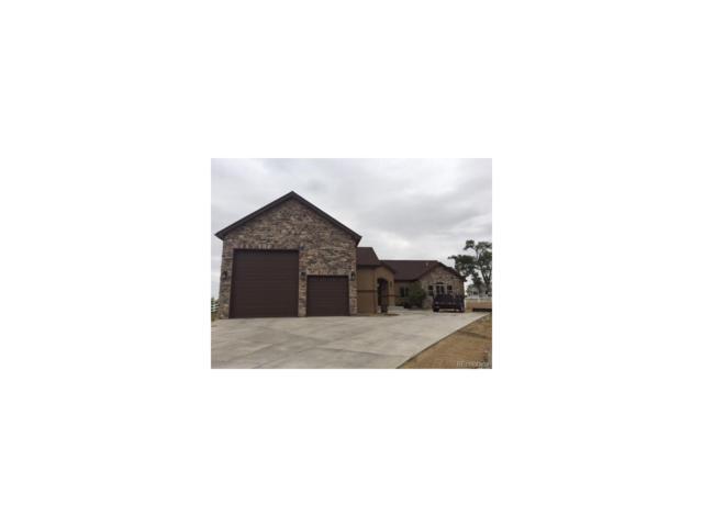 116 S Trail Blazer Road, Fort Lupton, CO 80261 (MLS #5664945) :: 8z Real Estate