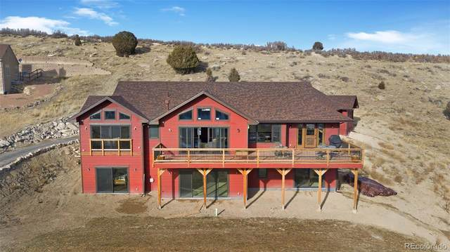 5285 Club Court, Larkspur, CO 80118 (#5667082) :: The Scott Futa Home Team