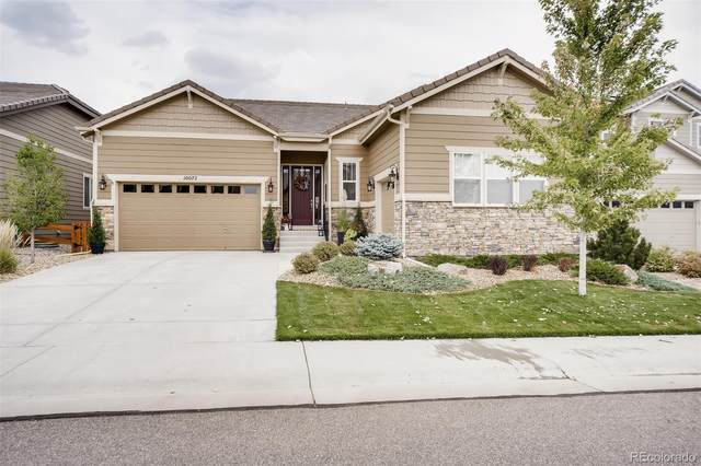 10072 Glenayre Court, Parker, CO 80134 (#5669437) :: Real Estate Professionals