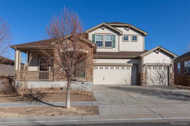 15533 E 109th Avenue, Commerce City, CO 80022 (#5674430) :: The HomeSmiths Team - Keller Williams