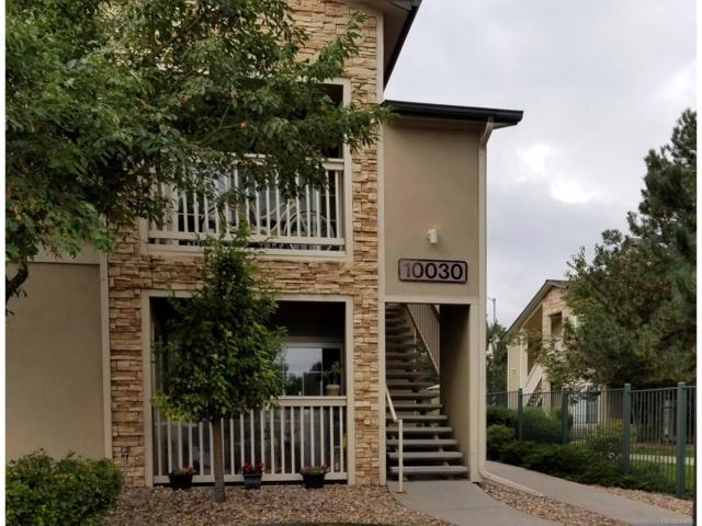 10030 E Carolina Drive #201, Aurora, CO 80247 (MLS #5676737) :: 8z Real Estate