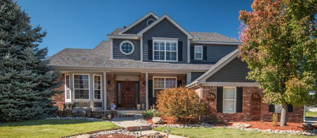585 Crossing Circle, Castle Pines, CO 80108 (MLS #5677523) :: Bliss Realty Group